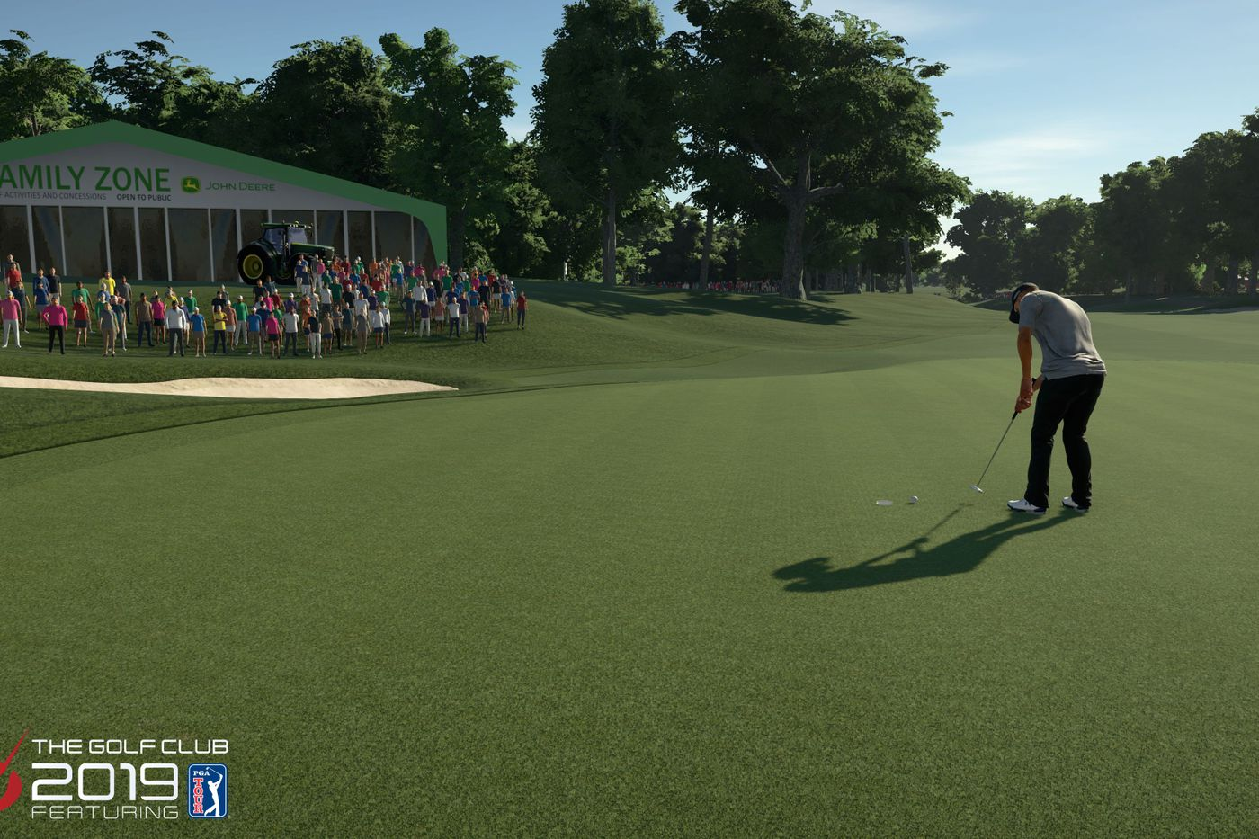 The Golf Club 2019 impressions: A game that needs a lot of