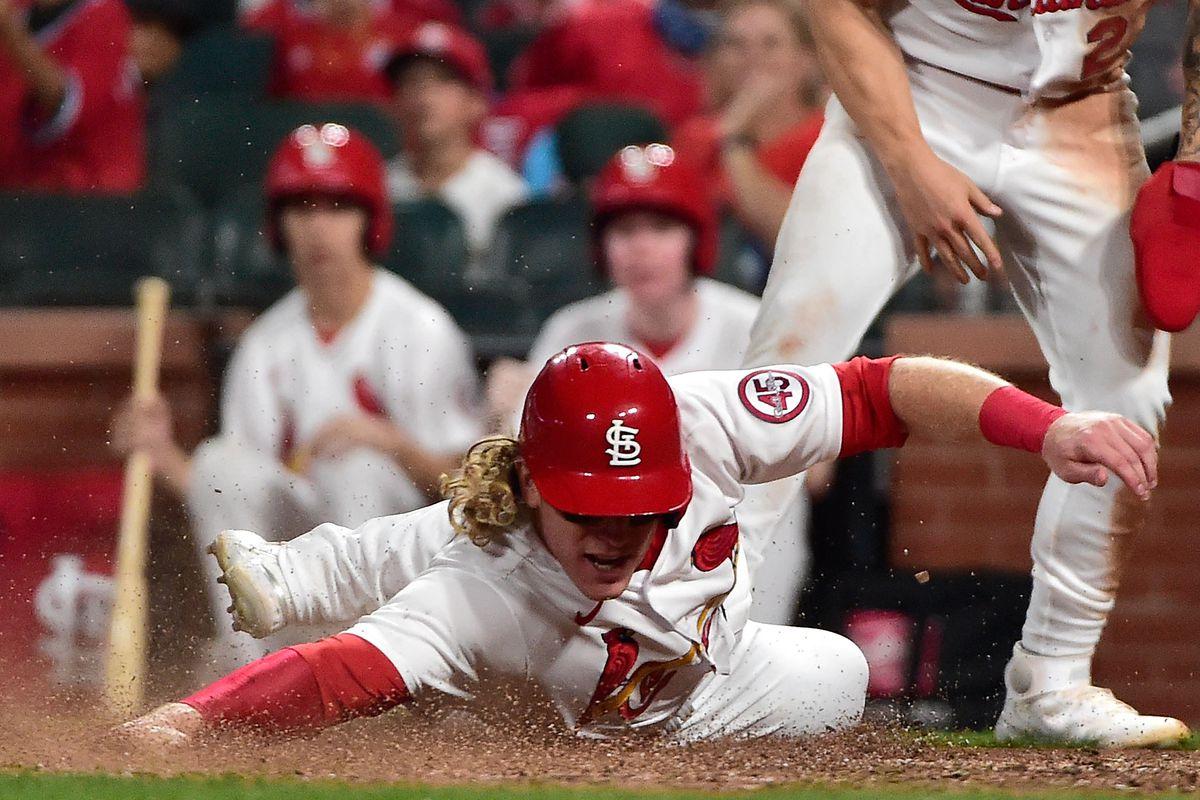 MLB: Minnesota Twins at St. Louis Cardinals