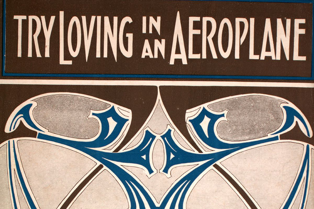 Try Loving In An Aeroplane