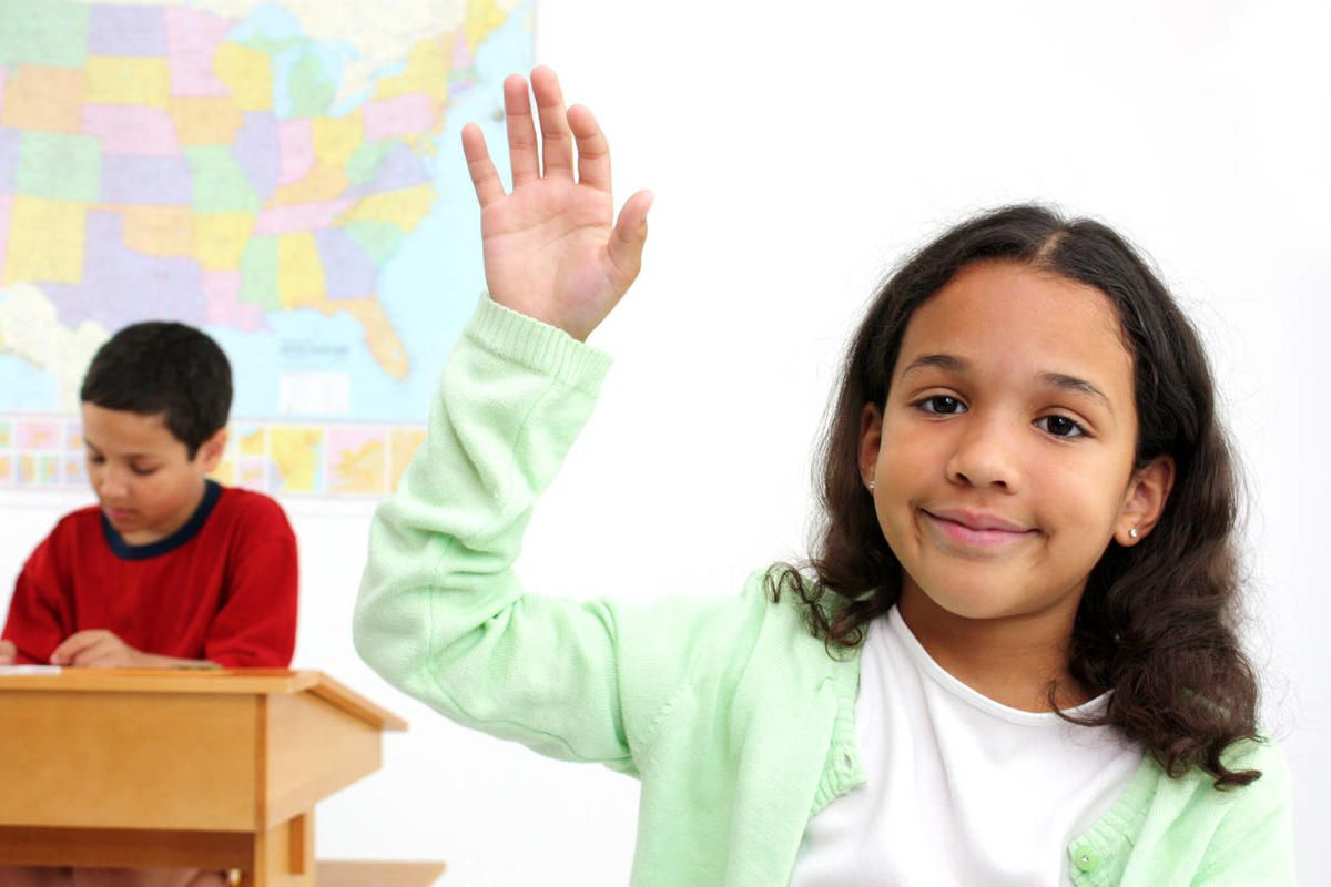 Character education may help struggling children.