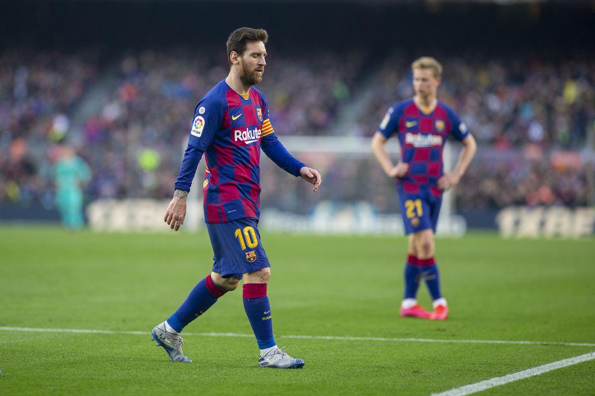 Barcelona V Getafe