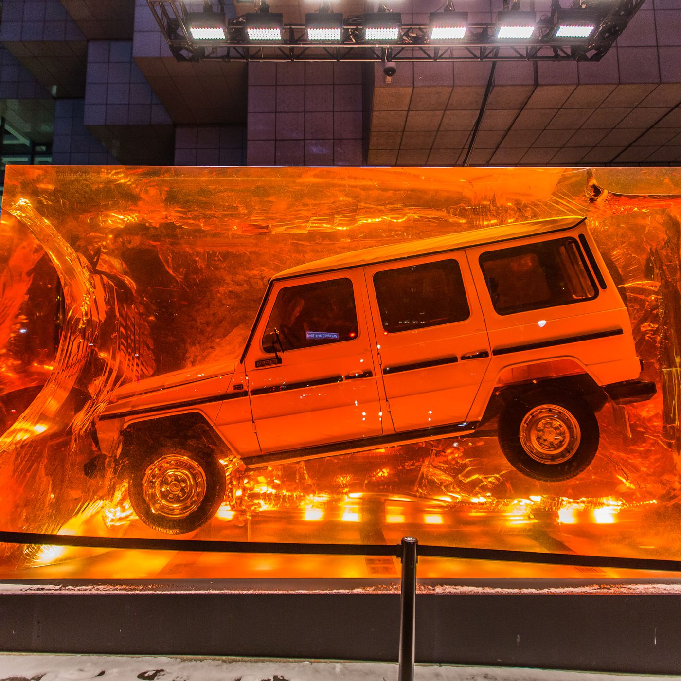 The Best Worst And Weirdest Cars From The Detroit Auto Show - Show car transport