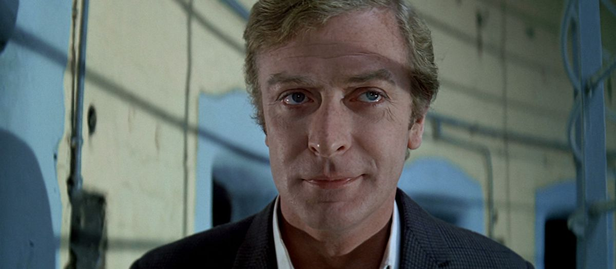 michael caine in the italian job