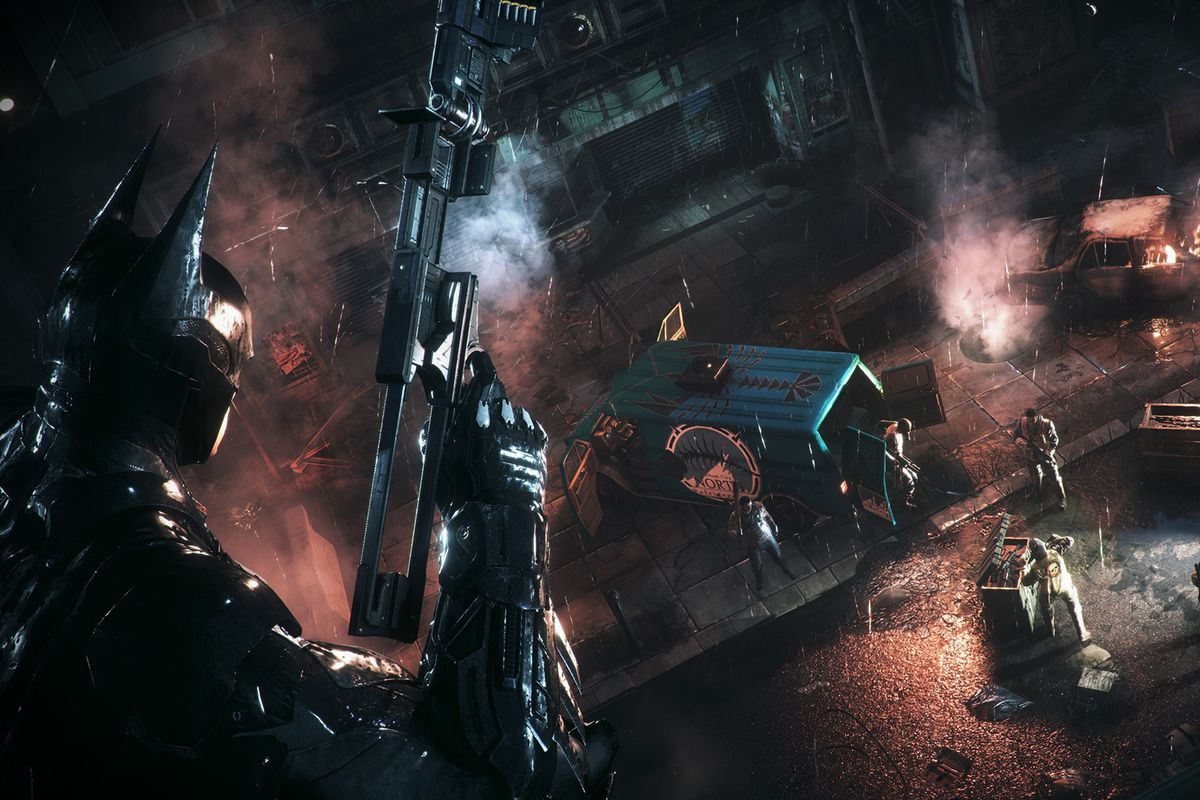 Batman arkham city console commands download