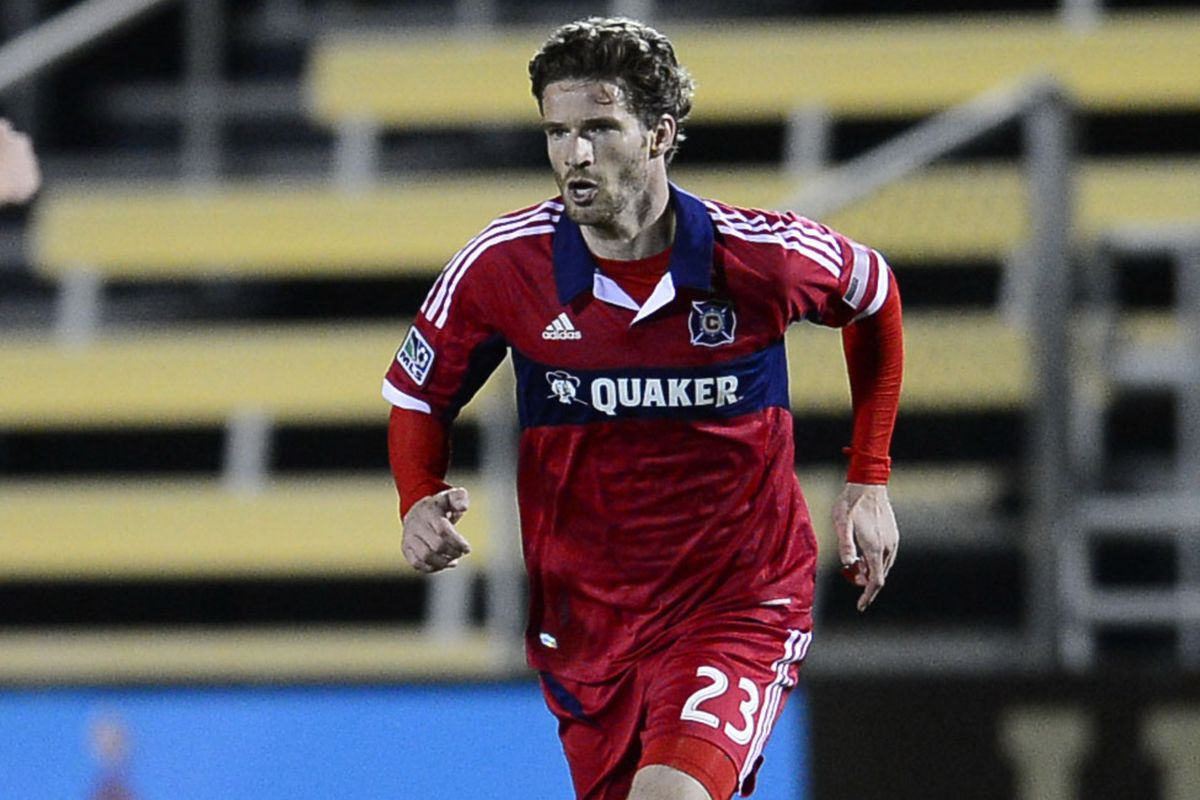 Chicago Fire centerback Arne Friedrich announced his retirement from soccer on Sunday, June 23, 2013.