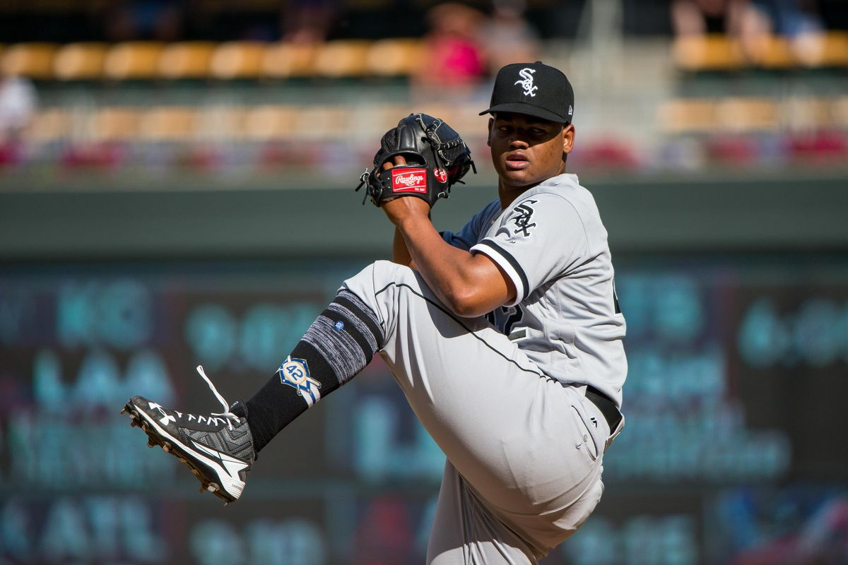 MLB: Game One-Chicago White Sox at Minnesota Twins