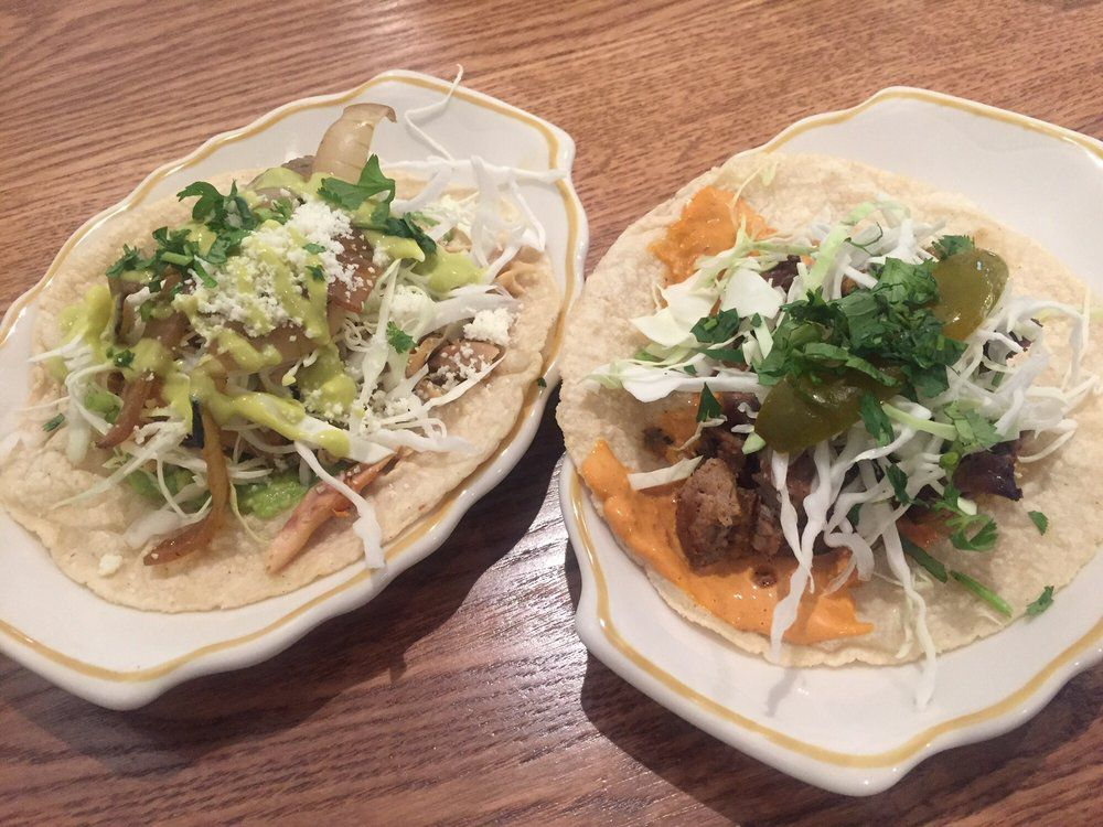 Tacos from Fresa's