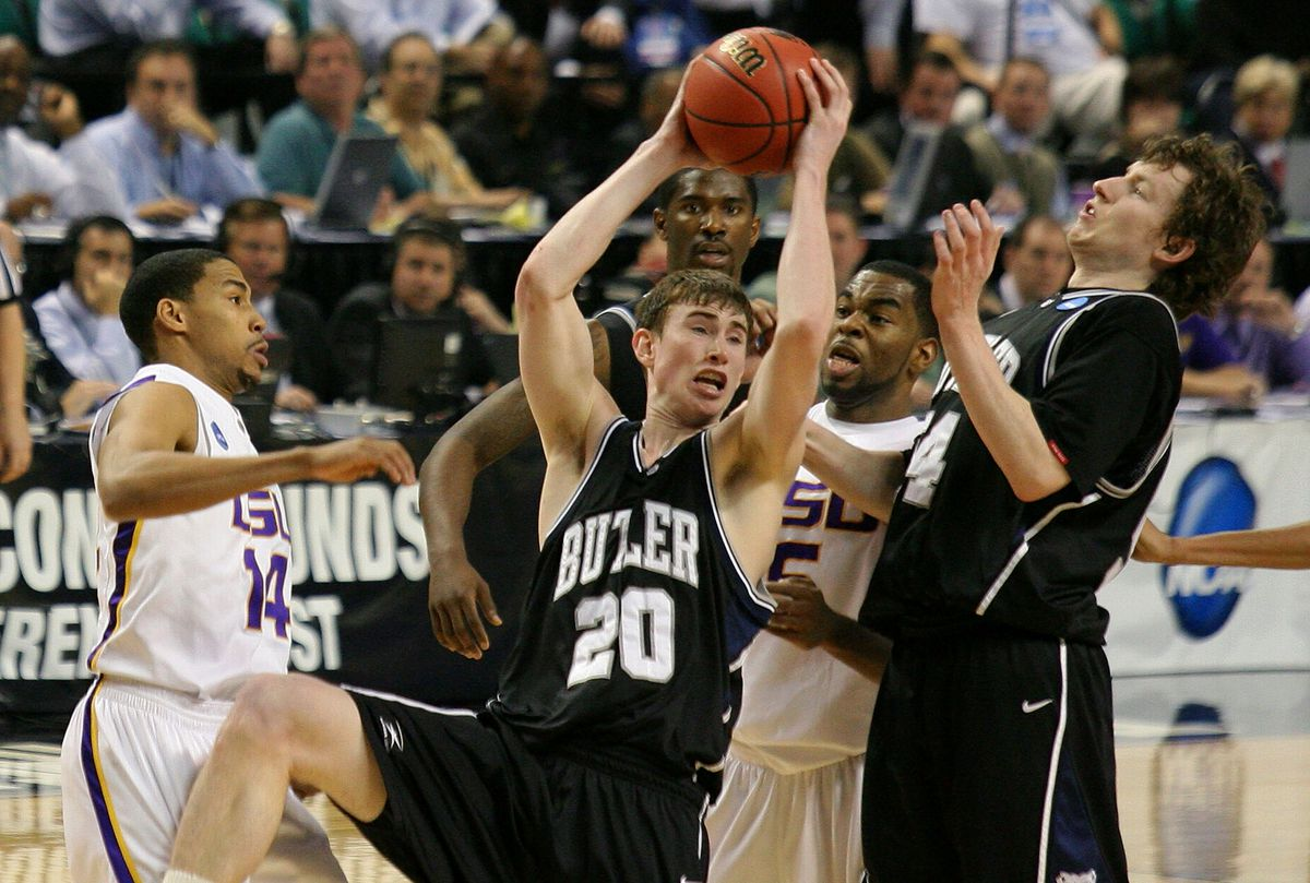 NCAA First Round: Butler Bulldogs v LSU Tigers