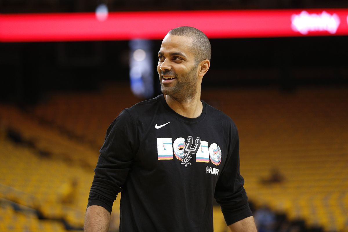 size 40 2d95d 67aa3 Tony Parker is not planning to end his career with the Spurs ...