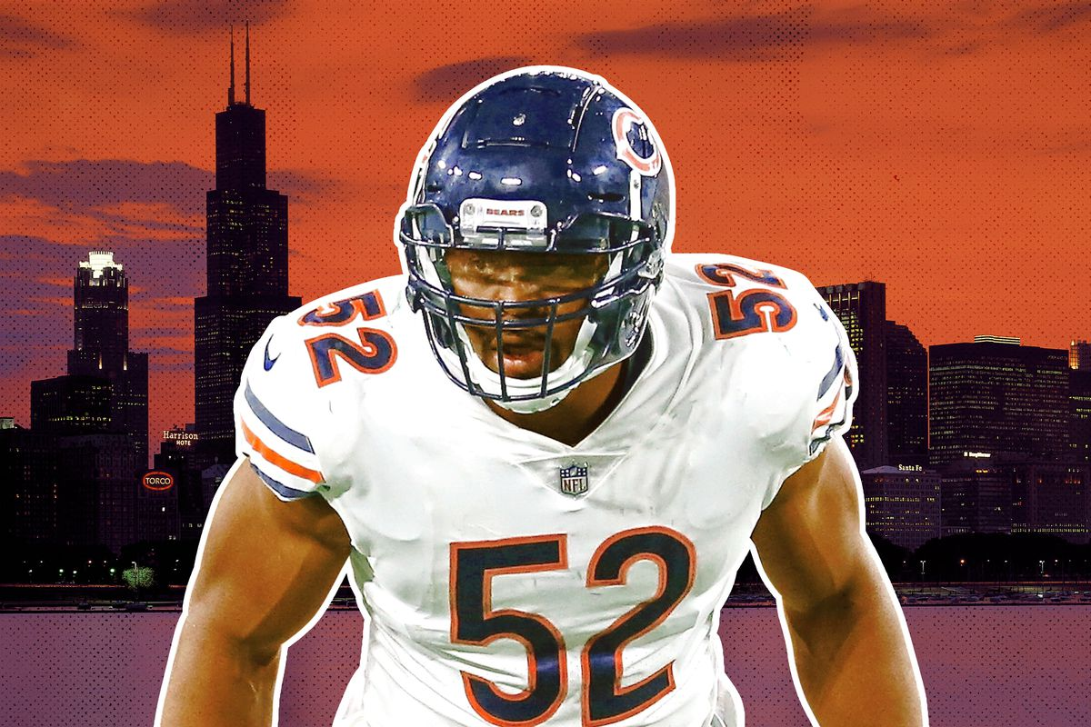 how khalil mack can become the nfl mvp, in six not-so-easy steps