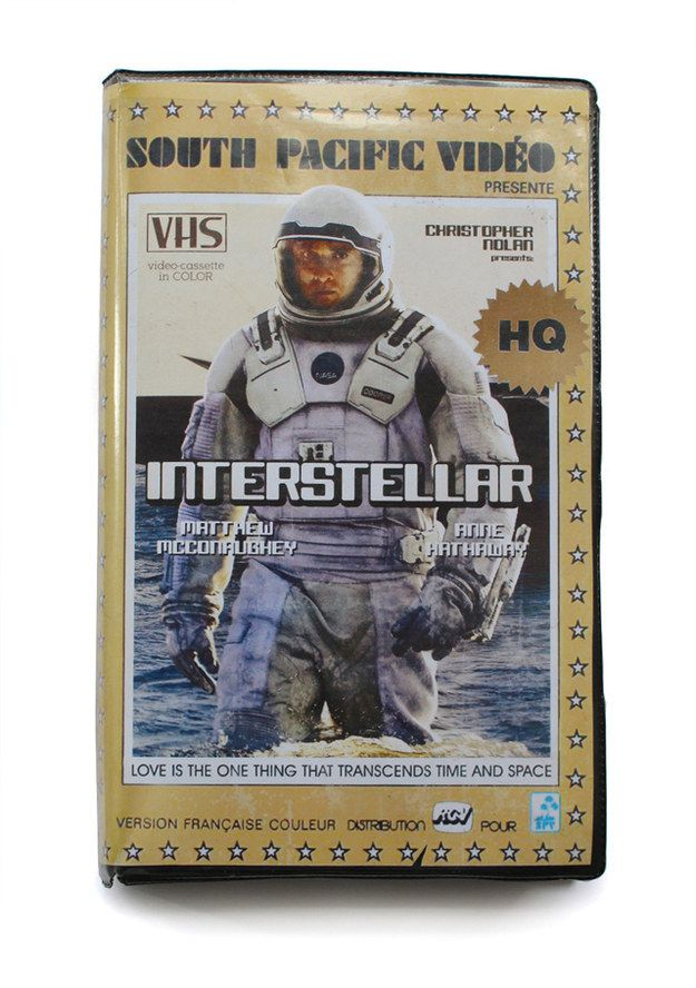 These Vhs Covers For Current Movies And Shows Make Us