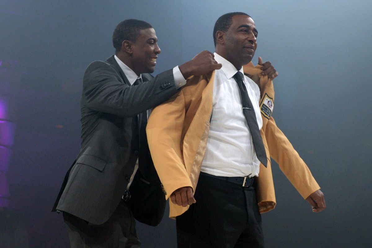 Cris Carter Hall of Fame speech: WR tells family and ...