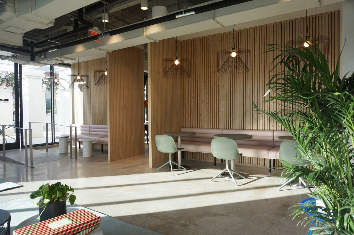 See Inside The New Co Working Space Wework Ponce De Leon