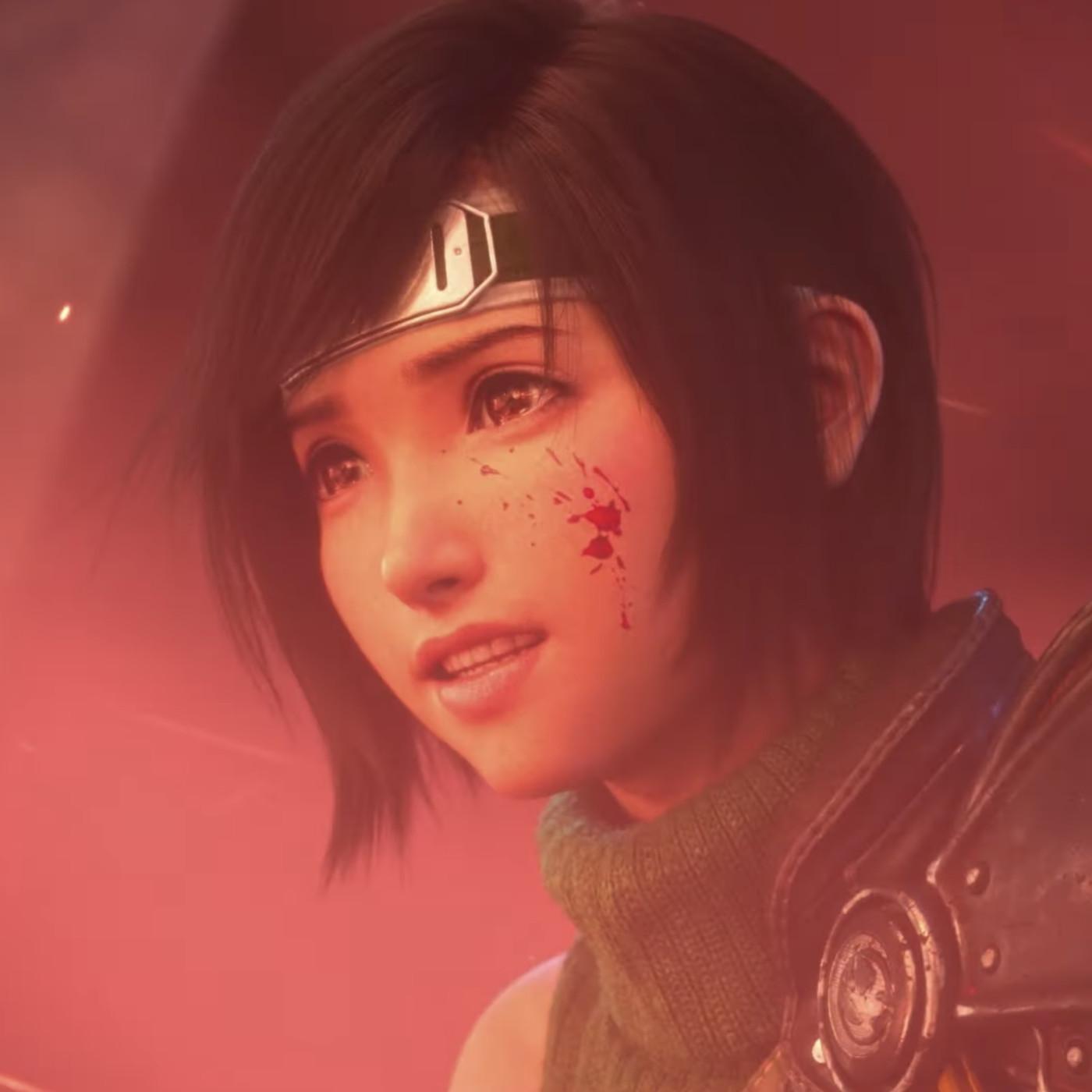 Watch Yuffie cry in Final Fantasy 7 Remake Intergrade's new trailer