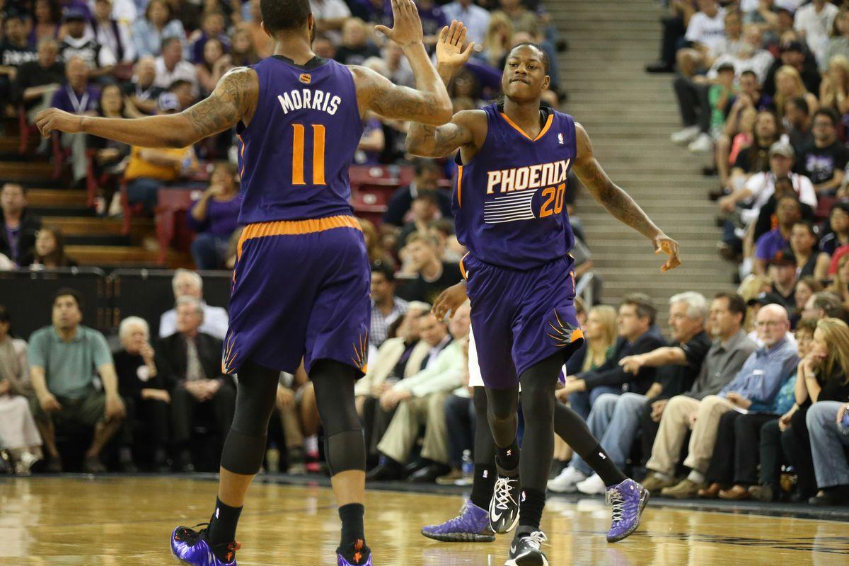 Full Phoenix Suns Roster Ratings Revealed for NBA 2K15