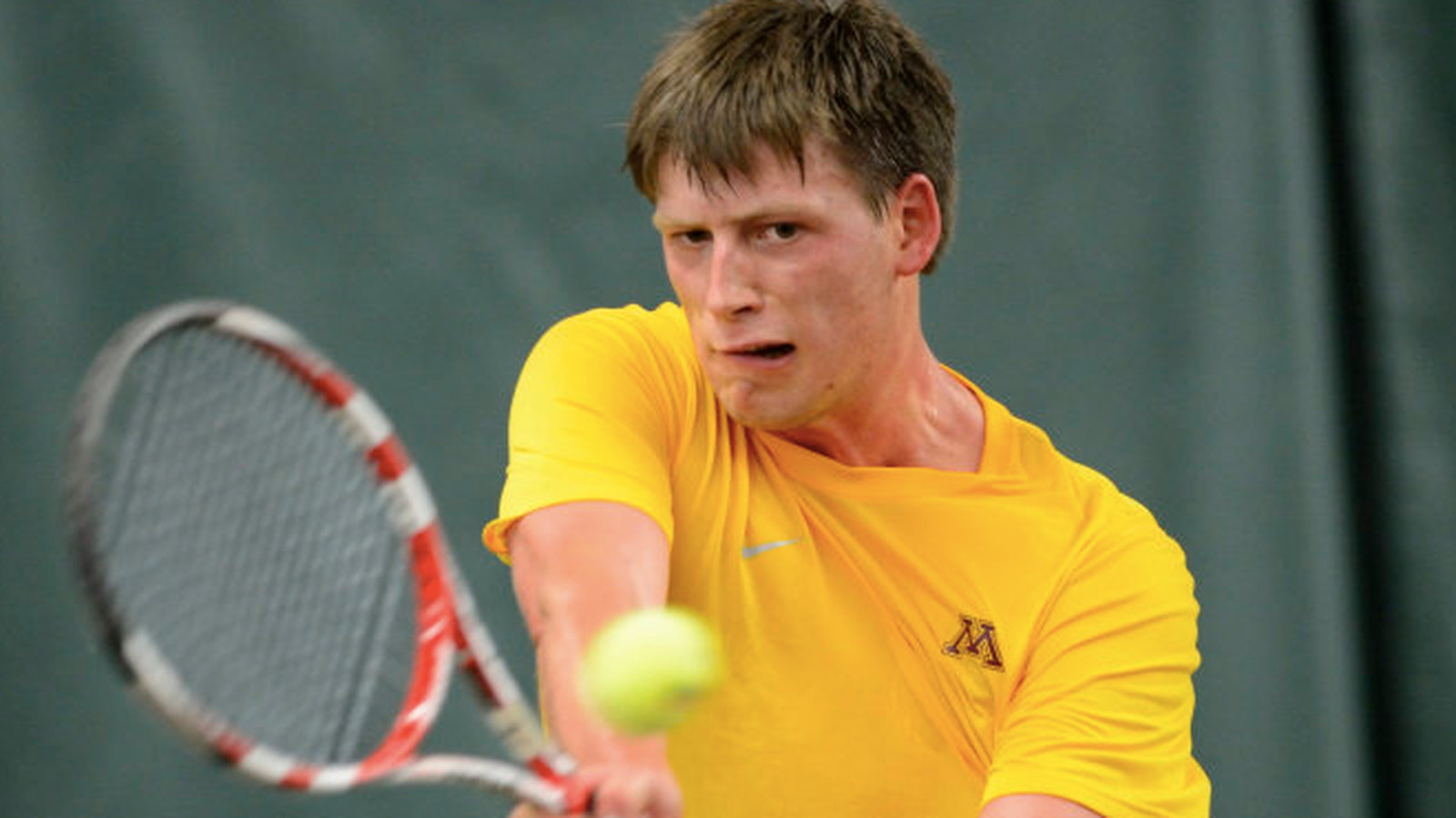 Singles in gopher or Gophers Fall Short with Only Three Wins in Singles Play - Goucher College Athletics