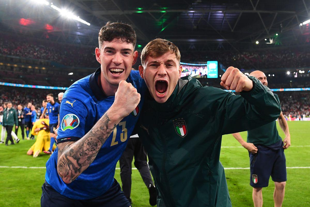 Italy v England - UEFA Euro 2020: Final