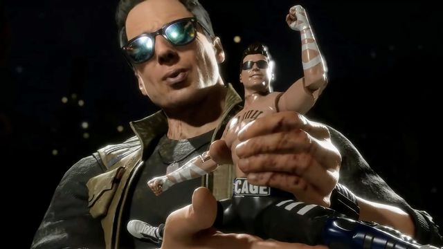 Mortal Kombat 11 Adds Johnny Cage Hollywood Goofs And A Truly