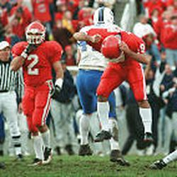 Remember when     Underdog Utes played 'anyway,' LaVell won