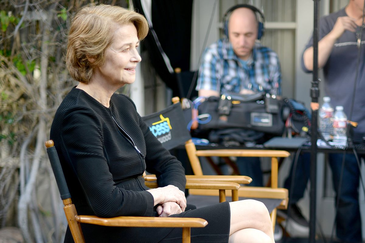 Charlotte Rampling, nominated this year for Best Actress, got heat for her comments on the Academy diversifying