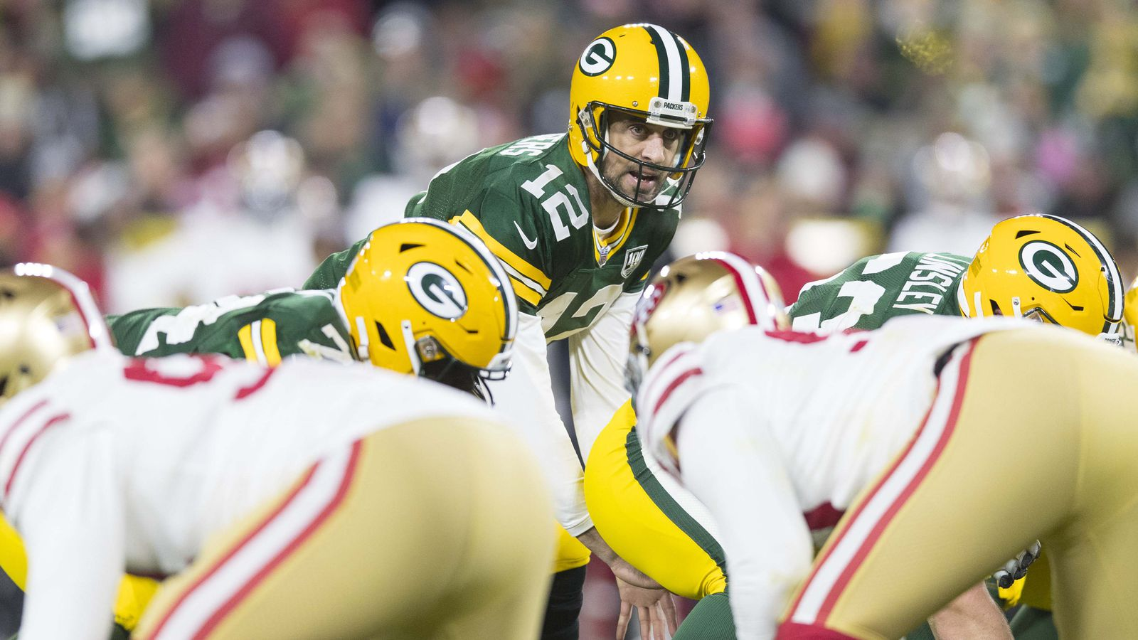 49ers-Packers the remaining game worth flexing