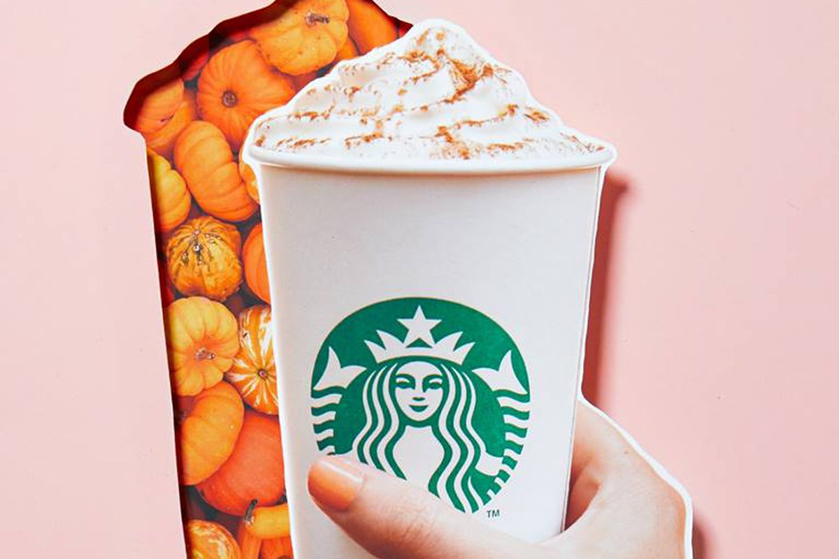 The Pumpkin Spice Latte Is A Fast Food Dessert Eater