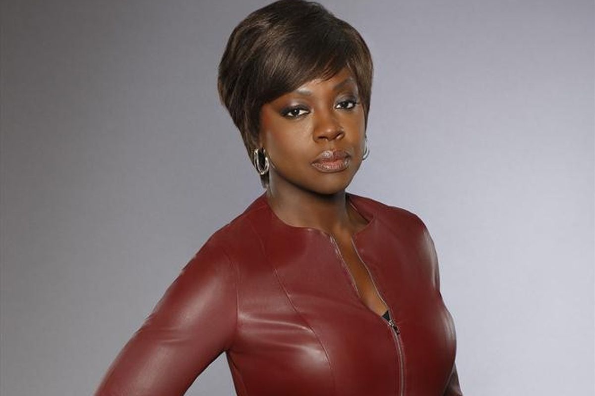 Viola Davis stars as Annalise Keating in How to Get Away with Murder.
