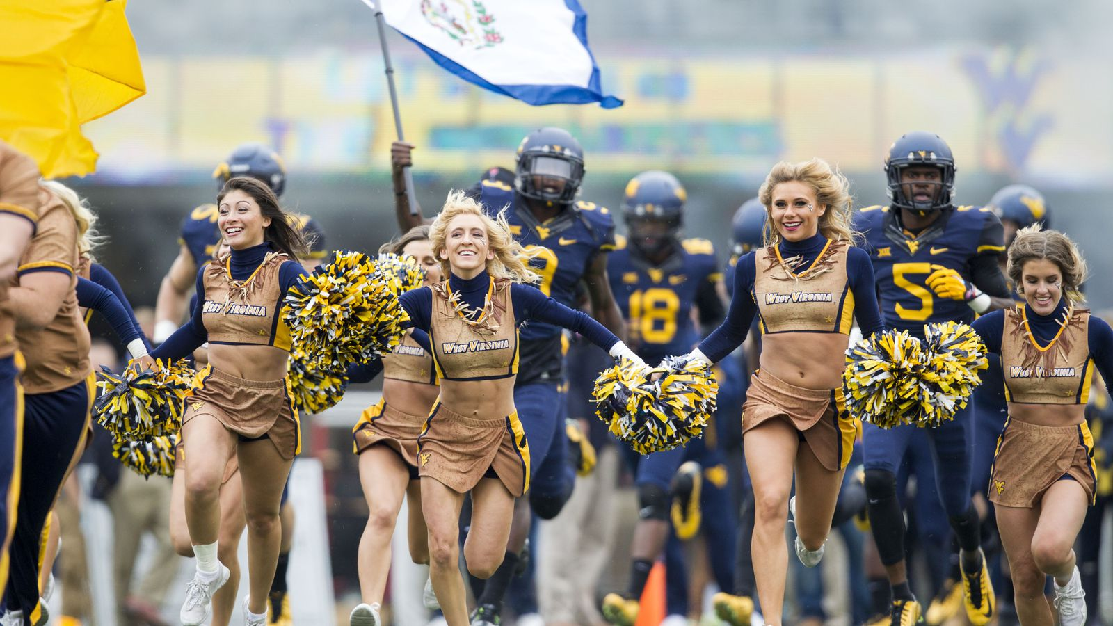 Get the latest West Virginia Mountaineers news scores stats standings rumors and more from ESPN