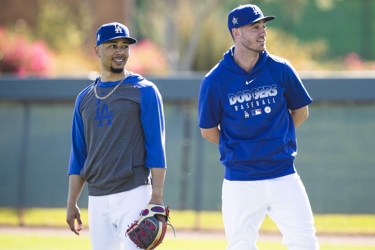 Dodgers News Minor League Pay Boys Of Summer Best Lineup In Baseball True Blue La