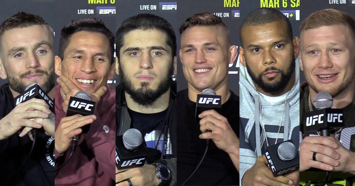Video: Pros predict UFC 259 main event