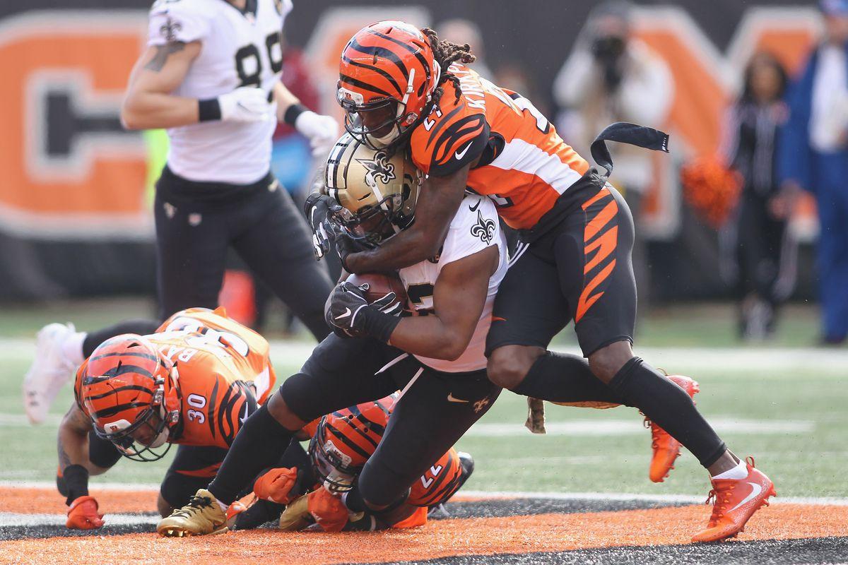 New Orleans Saints v Cincinnati Bengals