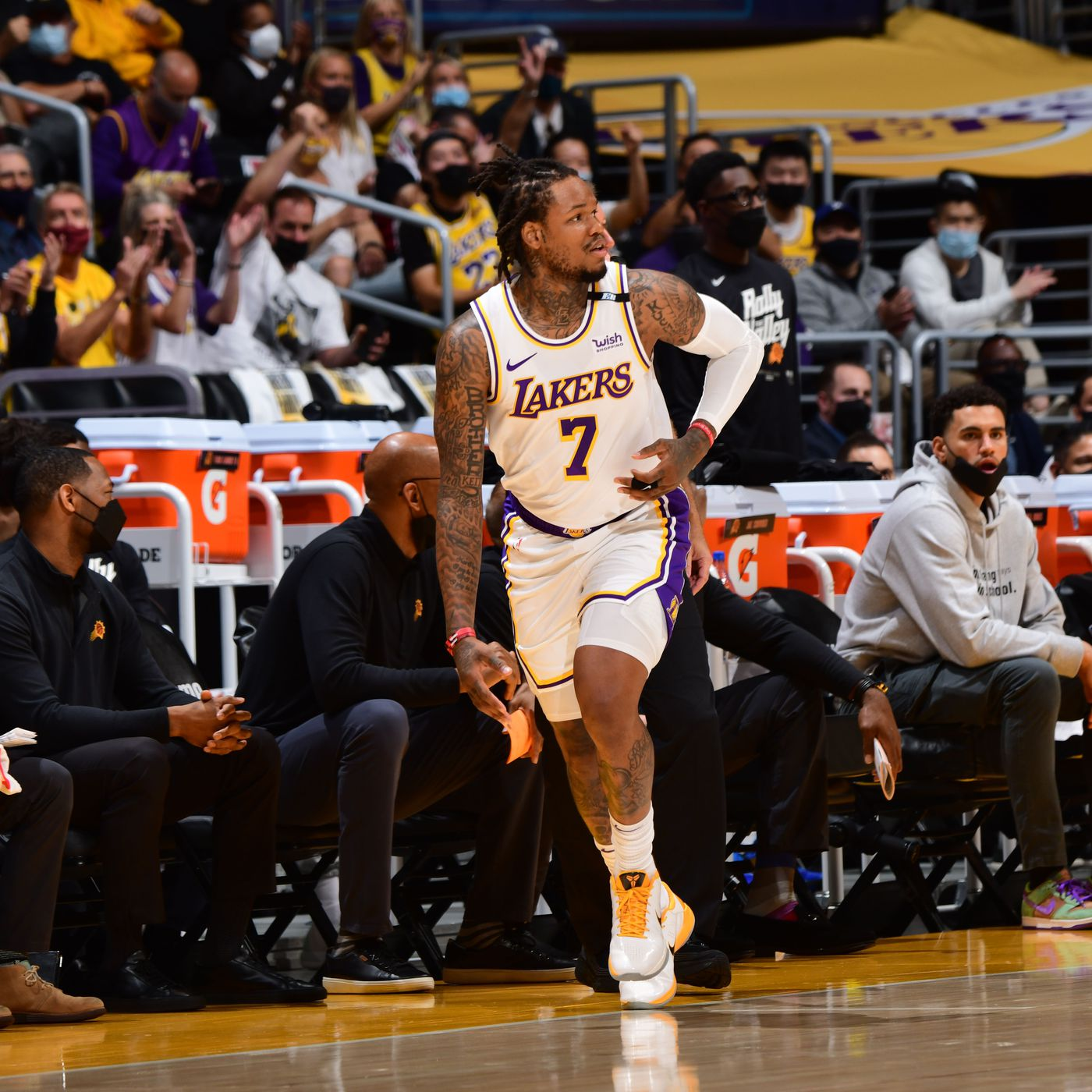 Did Ben McLemore earn another look from the Lakers? - Silver ...