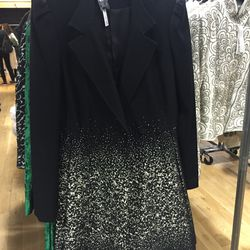 Coat, size medium, $225 (from $1,197)