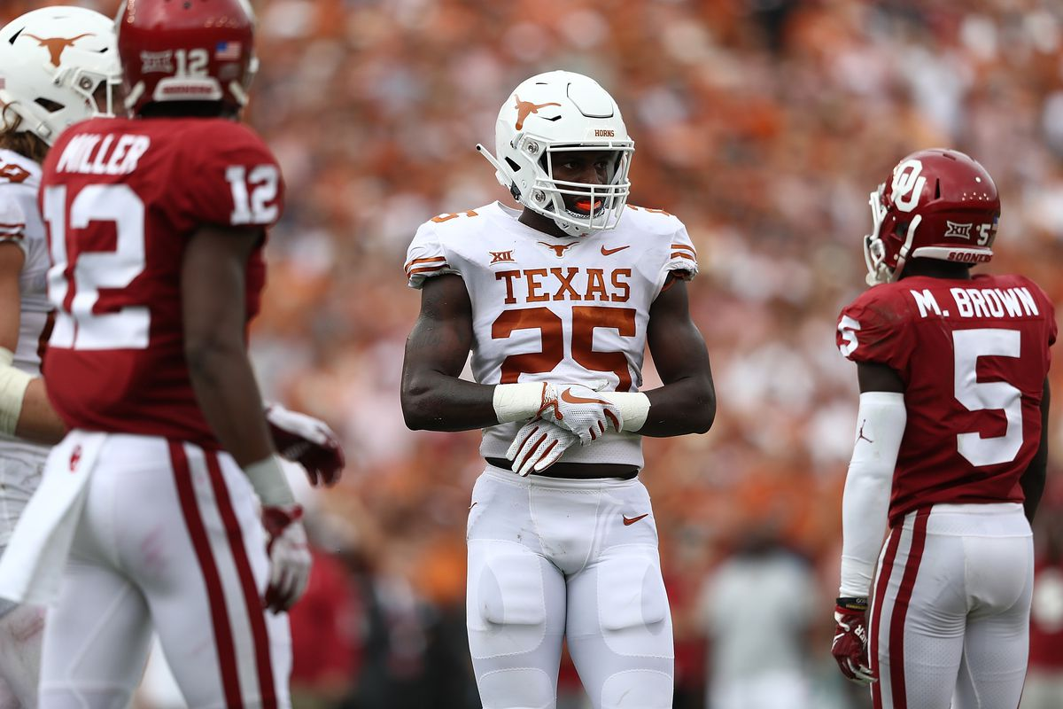 The Longhorn Republic is hopeful about the defense