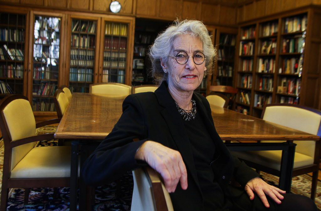 Laurie Zoloth, dean of the Divinity School at the University of Chicago.   Leslie Adkins / Sun-Times