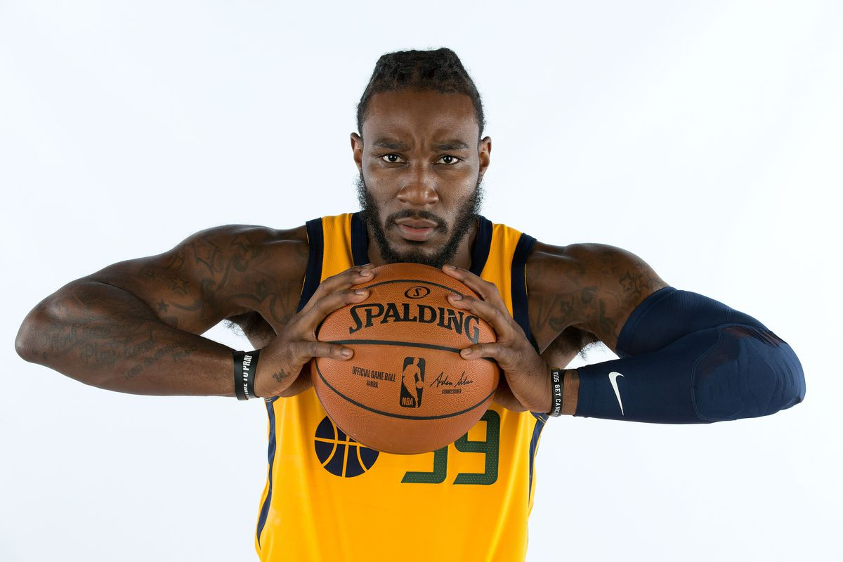huge selection of e13cb 699ee Utah Jazz Rank: Jae Crowder is the 6th man on the roster ...