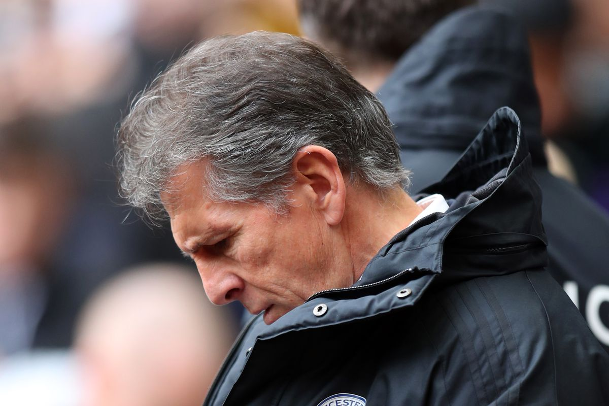 Leicester City manager Claude Puel has been sacked former Southampton boss