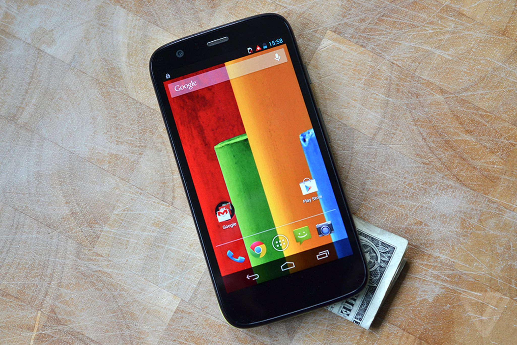 Motorola Moto G review: how good can a $179 smartphone be? | The Verge