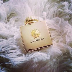 """A powerful potion from Oman, <a href=http://minnewyork.com/manufacturer/amouage-the-gift-of-kings/""""><b>Amouage's</b> <a href=""""https://minnewyork.com/amouage-gold-for-women-eau-de-parfum.html"""">Gold</a> is a luxurious, exotic, and intensive floral perfume."""