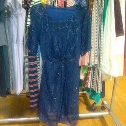 Madewell party dress, $60
