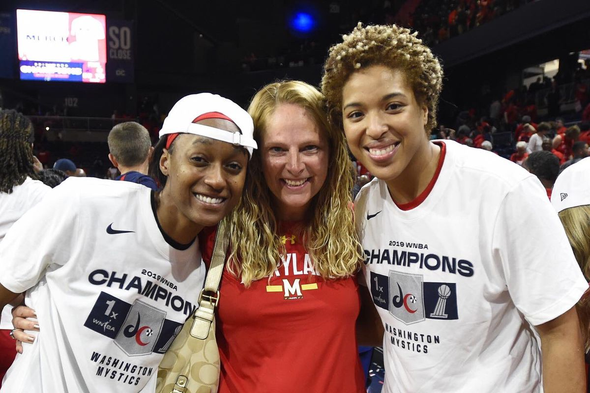 Multiple former Terps help lead Washington Mystics to first WNBA Title