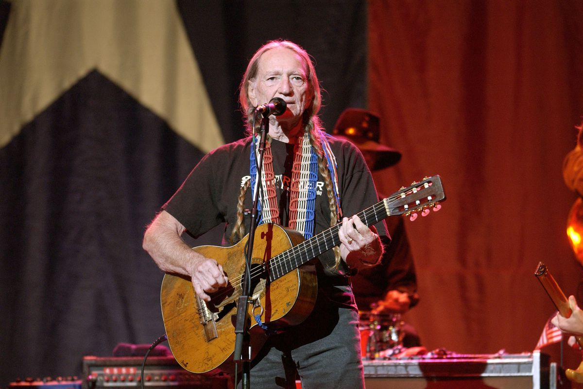 Willie Nelson Performs At The Wiltern Theatre