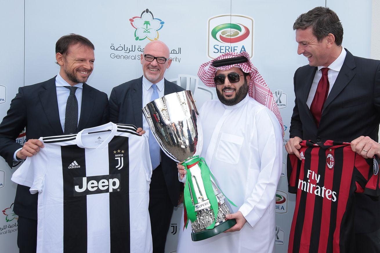Rossoneri Round-up for 6 December: Juventus v AC Milan Supercoppa will still be in Saudi Arabia