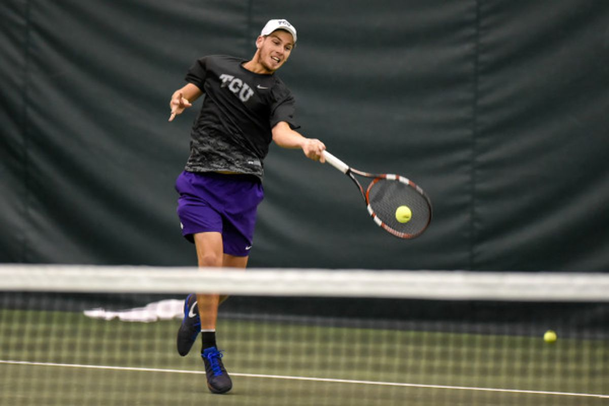 TCU Men's Tennis - Cam Norrie