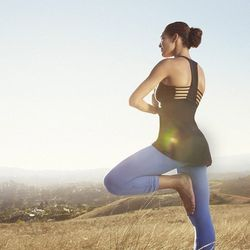 Before FAM brands acquired the company in 2013, <b>Zobha</b> was the tiny yoga and pilates-wear company across the bridge. <b>Jamie Hanna</b> started the company in Mill Valley in 2008, and Zobha has been a fitness standout for years because it offers mat
