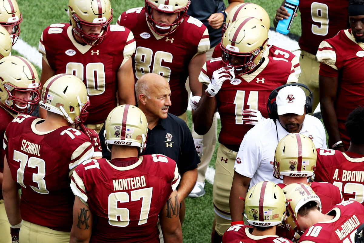 When people bring up Boston College Eagles rivalries there are sure to be  names that pop up. The Notre Dame Fighting Irish. Virginia Tech Hokies. d0ba1a560