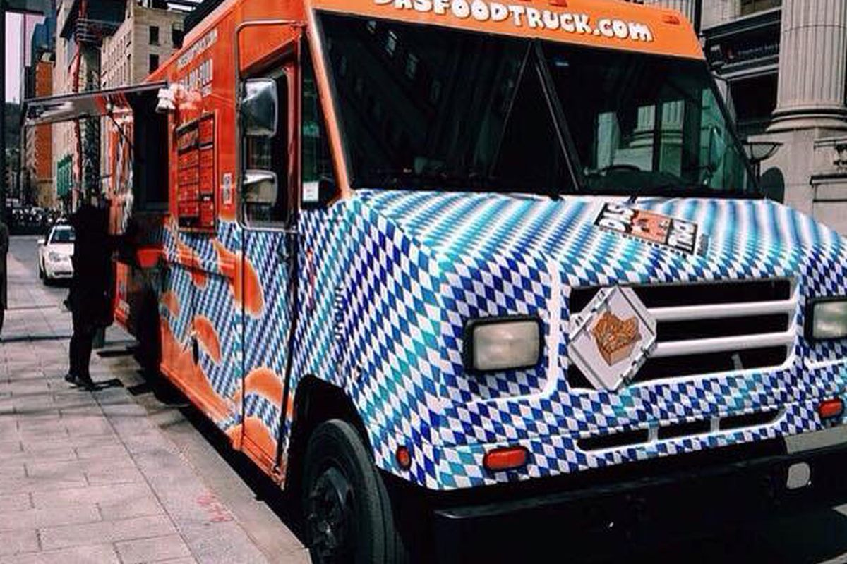 Das Joins The Ranks Of Montreal Food Trucks With Restaurants