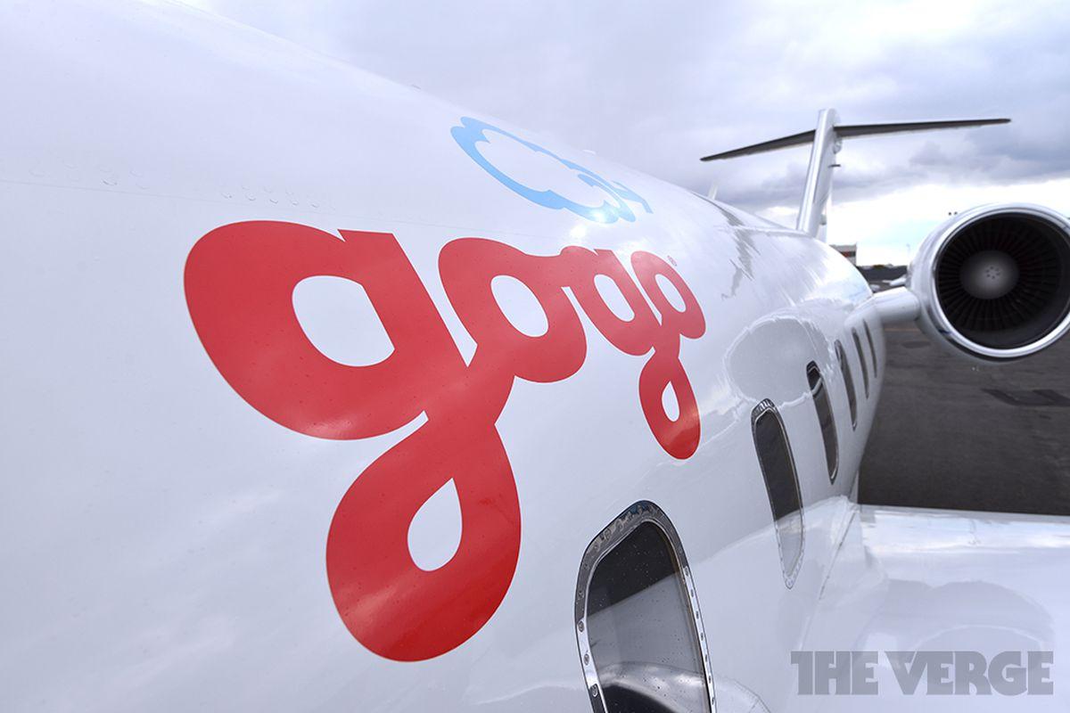 Gogo in-flight internet STOCK