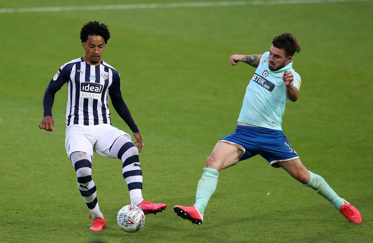 West Bromwich Albion v Queens Park Rangers - Sky Bet Championship - The Hawthorns