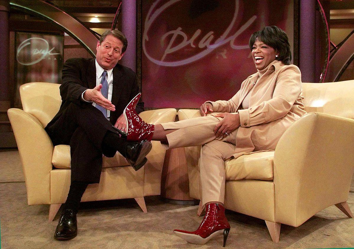 Oprah winfrey fakes by brickhouse